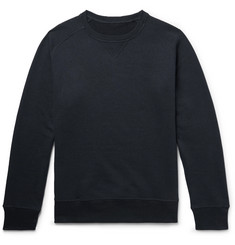 Secondskin Loopback Supima Cotton-Jersey Sweatshirt