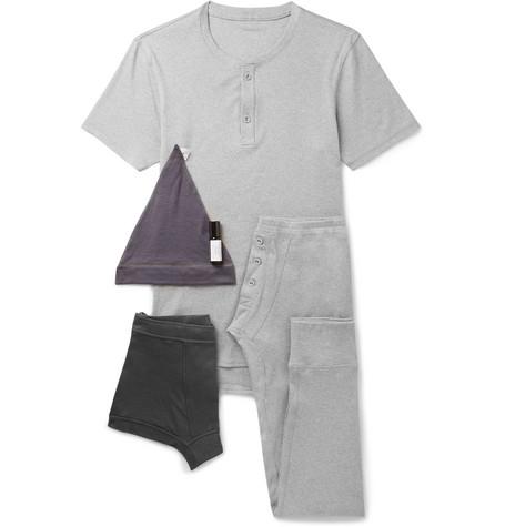 SECONDSKIN Perfect Sleep Pack - Gray