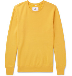Reigning Champ Loopback Pima Cotton-Jersey Sweatshirt