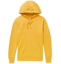 Reigning Champ Loopback Pima Cotton-Jersey Hoodie