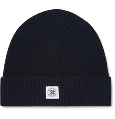 Reigning Champ - Ribbed Wool Beanie
