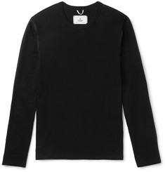 Reigning Champ Cotton-Mesh Sweatshirt
