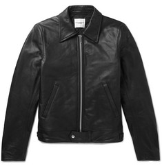 TAKAHIROMIYASHITA TheSoloist. Slim-Fit Leather Jacket