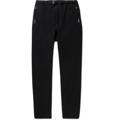 TAKAHIROMIYASHITA TheSoloist. Slim-Fit Tapered Fleece Sweatpants