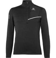 Salomon Fast Wing Stretch-Jersey Running Top
