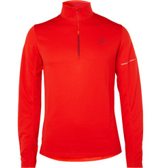 Salomon Agile Jersey Half-Zip Top