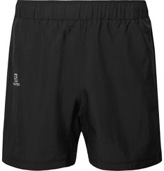 Salomon Agile Mesh-Trimmed AdvancedSkin ActiveDry Shorts