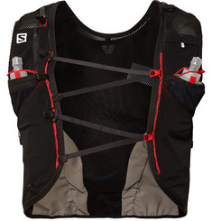 Salomon Mesh and Shell Running Vest