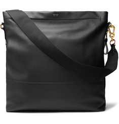 TOM FORD Full-Grain Leather Tote Bag
