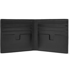 TOM FORDCamouflage-Print Nubuck Billfold Wallet