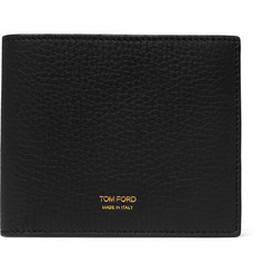 TOM FORD - Full-Grain Leather Billfold Wallet