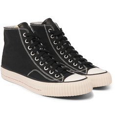 visvim Skagway Canvas High-Top Sneakers