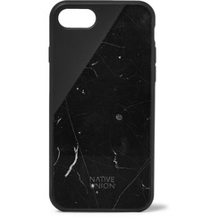 Native Union - Clic Marble and Rubber iPhone 7/8 Case