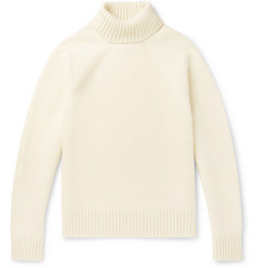 Holiday Boileau Wool Rollneck Sweater