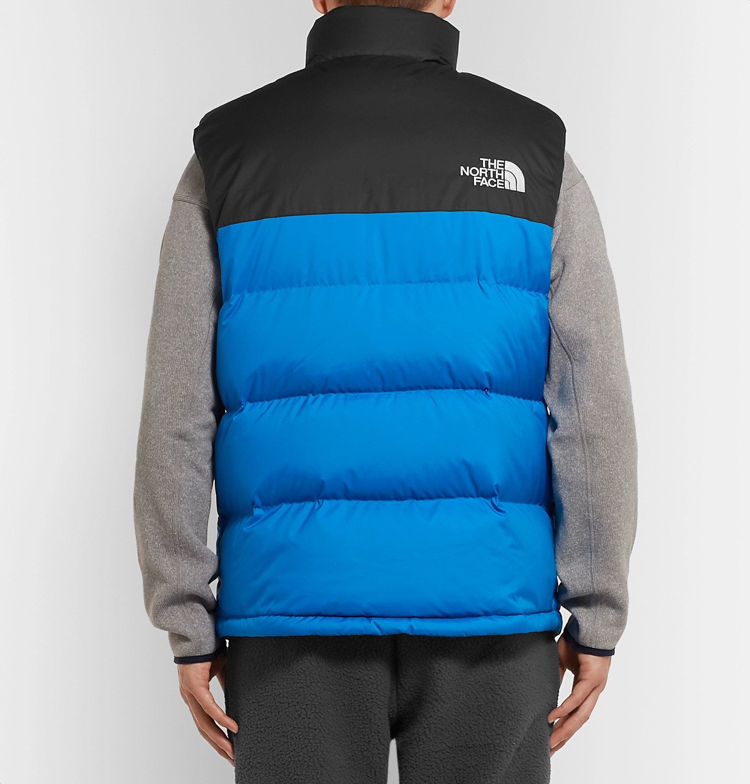 39deef3e84 The North Face - 1992 Nuptse Two-Tone Quilted Shell Down Gilet