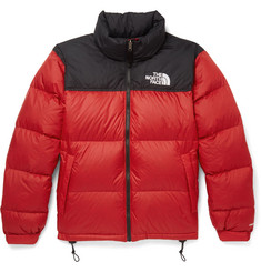 The North Face 1996 Retro Nuptse Quilted Shell Hooded Down Jacket