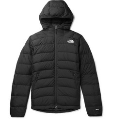 The North Face La Paz Quilted Ripstop Hooded Jacket