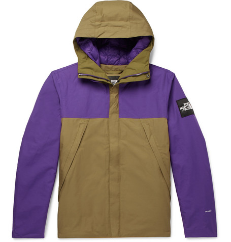 52b7c2ef5f The North Face1990 Thermoball Mountain Cotton-Blend Twill Hooded Jacket
