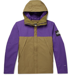 The North Face 1990 Thermoball Mountain Cotton-Blend Twill Hooded Jacket