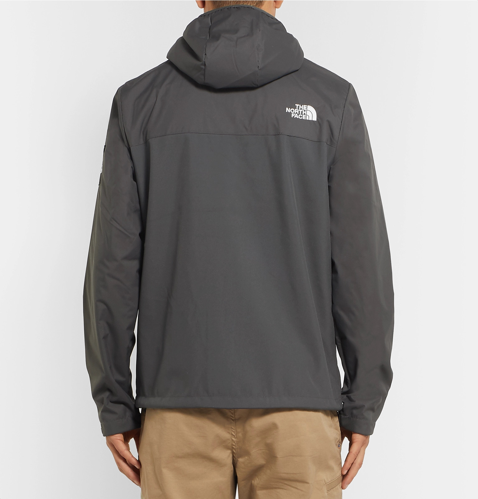 The Hooded Peak Jacket Facewest North Shell r7wCrz