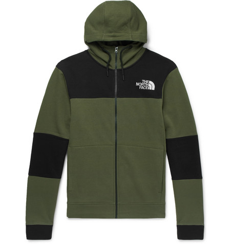 The North Face Himalayan Colour In Army Green