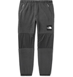 The North Face - Denali Tapered Shell-Panelled Fleece Sweatpants