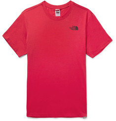 The North Face Box Slim-Fit Printed Cotton-Jersey T-shirt