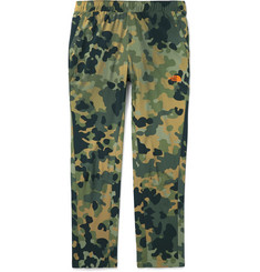 The North Face - Mountek Camouflage-Print Stretch-Shell Trousers