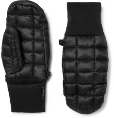The North Face ThermoBall Ripstop and PrimaLoft Mittens