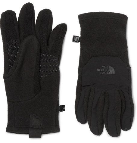 The North Face – Apex+ Etip Panelled Gloves – Black