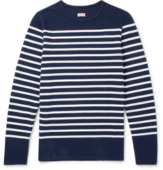 Arpenteur - Rachel Striped Combed Cotton-Jersey T-Shirt