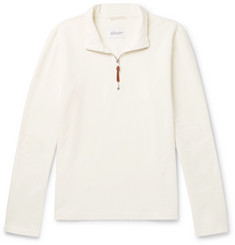 Albam Cotton-Jersey Half-Zip Sweatshirt