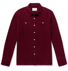 Albam Otto Cotton-Corduroy Shirt