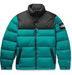 The North Face - 1992 Nuptse Quilted Nylon-Ripstop Down Jacket