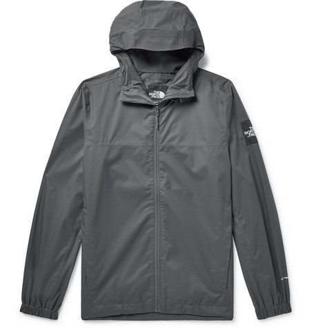 The North Face - Mountain Q DryVent Hooded Jacket 14e97b6e5c59