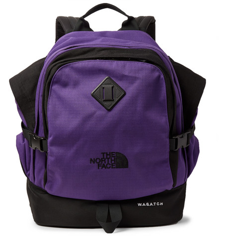 The North Face Wasatch Reissue Nylon-Blend Ripstop Backpack