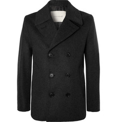 Mackintosh - Double-Breasted Wool and Cashmere-Blend Peacoat