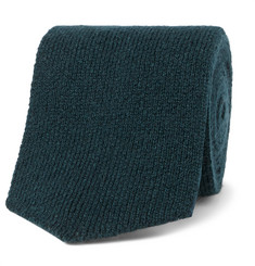 Richard James - 7cm Knitted Cashmere Tie