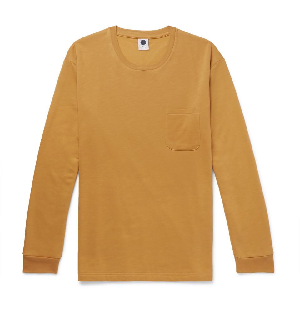 Bild på Alec Tencel T-shirt - Yellow