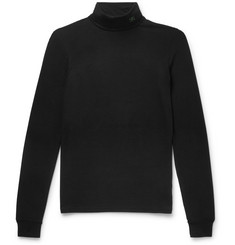 Raf Simons Slim-Fit Jersey Rollneck T-Shirt