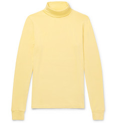 Raf Simons Slim-Fit Stretch-Jersey Rollneck T-Shirt