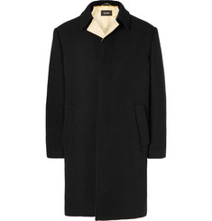 Raf Simons Oversized Wool-Blend Coat