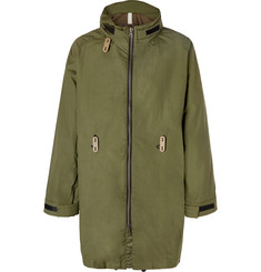 MAN 1924 Cotton and Shell Hooded Parka