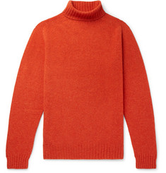 MAN 1924 Wool Rollneck Sweater