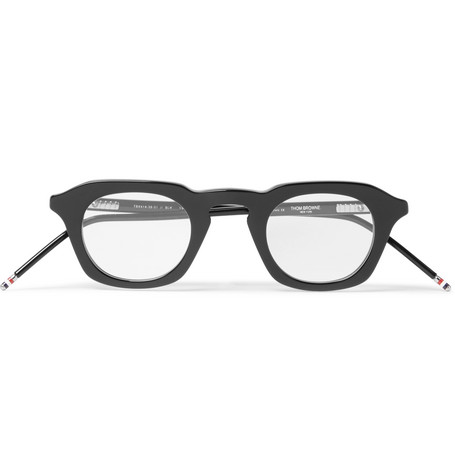 6b245b2ce6 Thom Browne - 414 D-Frame Acetate Optical Glasses