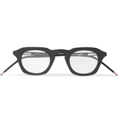 Thom Browne - 414 D-Frame Acetate Optical Glasses