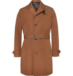 Ermenegildo Zegna Cotton Raincoat