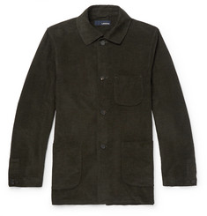 Lardini - Cotton-Corduroy Chore Jacket