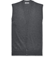 Canali - Slim-Fit Merino Wool Sweater Vest