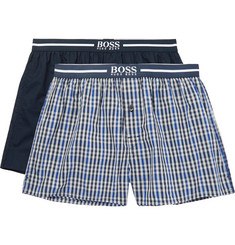 Hugo Boss Two-Pack Cotton Boxer Shorts